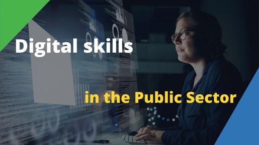 public sector digital skills