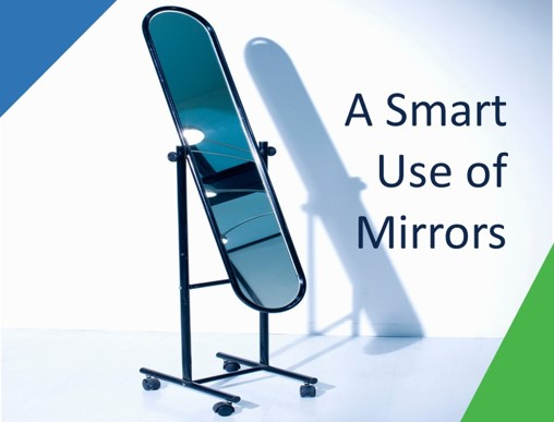 data platform is like a mirror